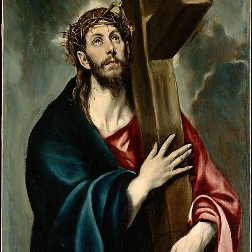 Cristo cargando la cruz del Greco